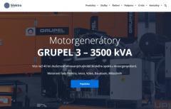 Grupel motorgenerátory