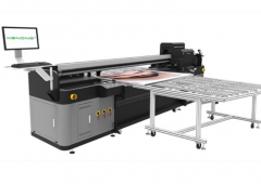 hybridní UV tiskárny